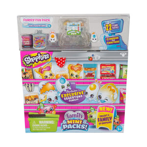 Shopkins Family Fun Pack Eggertons