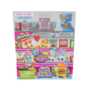 Shopkins Family Fun Pack The Pop Fizzyz