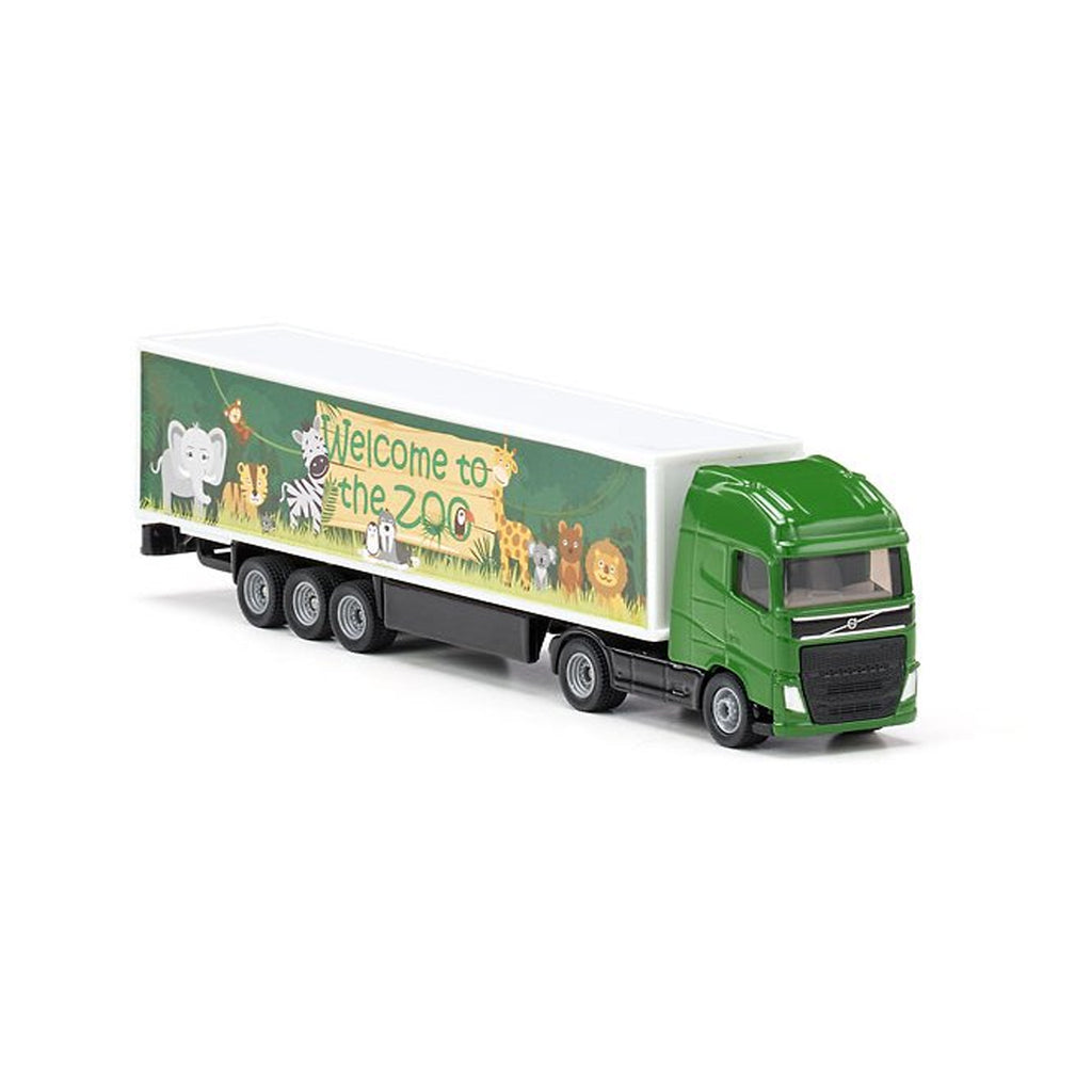 Siku 1/87 Articulated Lorry with Trailer