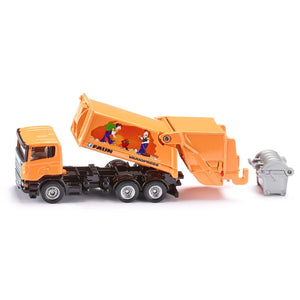 Siku 1/87 Scania Refuse Lorry DT