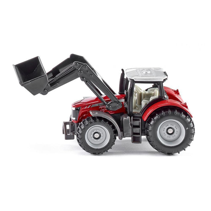 Siku Massey Ferguson with front loader Scale 1:87