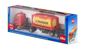 Siku Mercedes Benz Truck With Container
