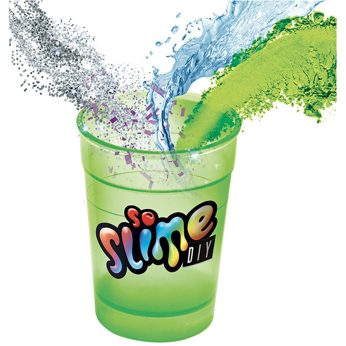 So Slime DIY Slime Shaker 1 Pack Green (for boys)