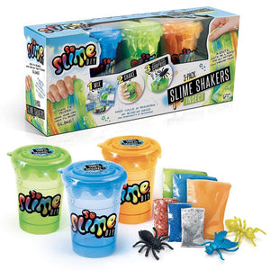 Slime Shaker 3 Pack - Insect Slime