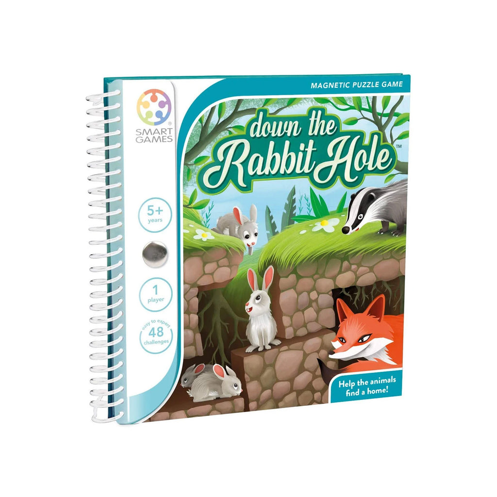 Smart Games - Down The Rabbit Hole - Magnetic