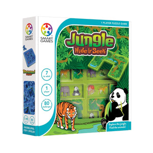 SmartGames - Jungle Hide & Seek