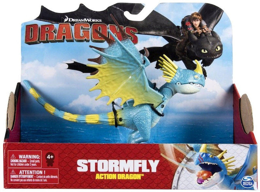DreamWorks Action Dragon - Stormfly