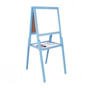 Sunshine Double Sided Creative Easel Blue