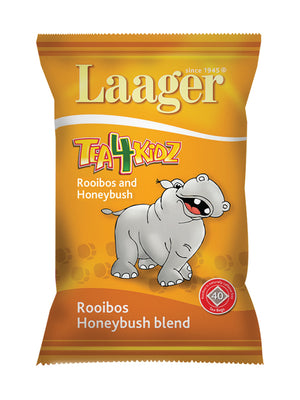 Laager Tea4Kidz Rooibos & Honeybush Blend 40's