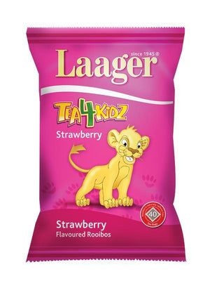 Laager Tea4Kidz Strawberry 40's