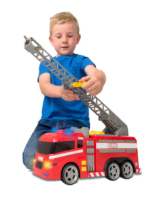Teamsterz Light & Sound Fire Engine