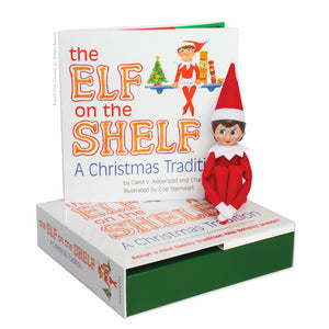 The Elf On A Shelf Girl