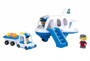 PlayGo Bo Fun Jet Playset