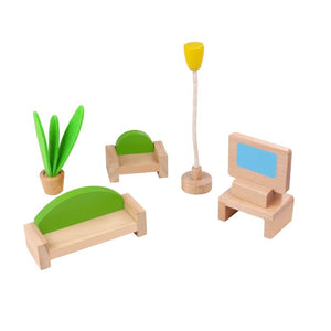 TookyToy Mini Furniture Living Room