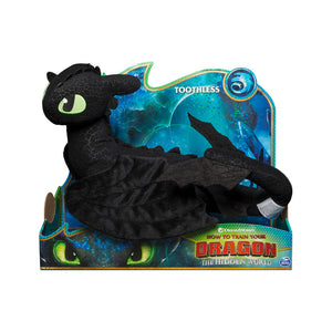 How To Train Your Dragon Deluxe Plush Toothless