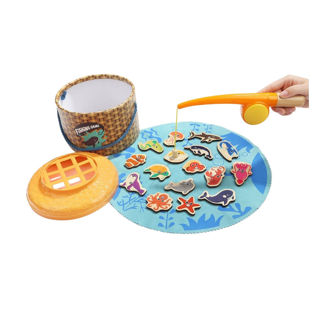 TopBright Magnetic Fishing Game