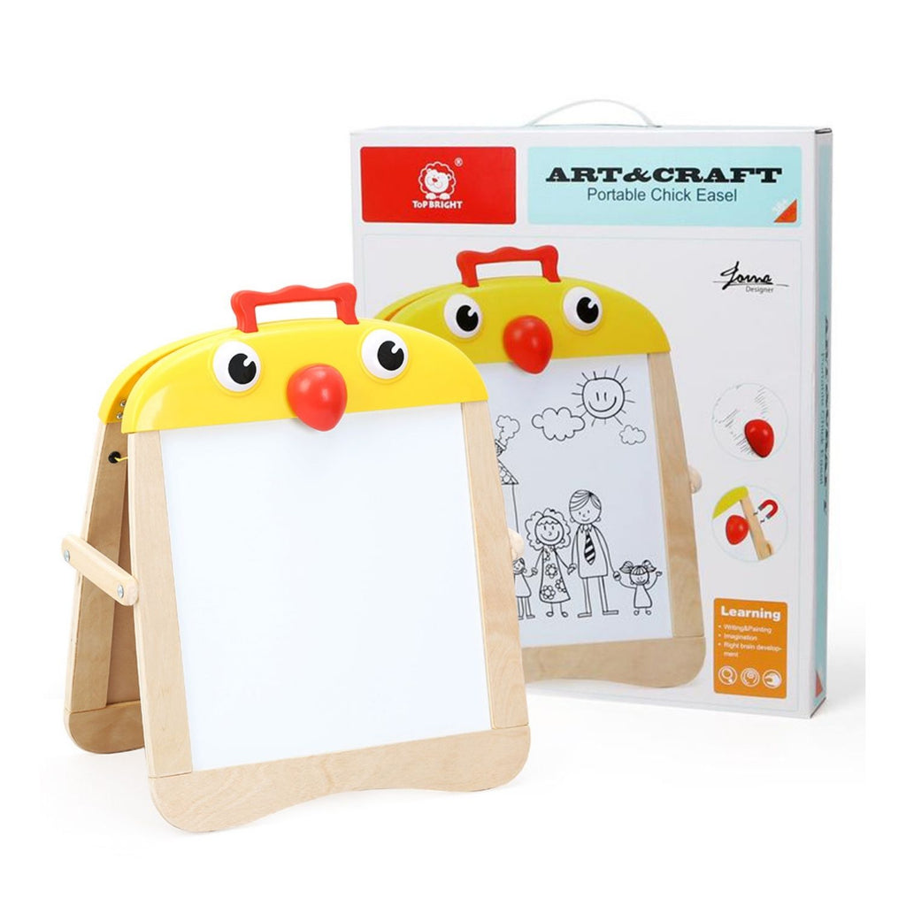 TopBright Portable Chick Easel