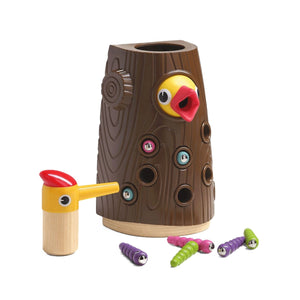 TopBright Woodpecker Feeding Games