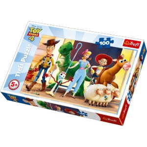 Trefl Toy Story 4 Puzzle 100 pc