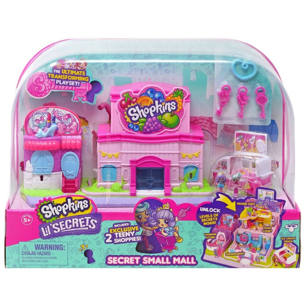 Shopkins Lil Secrets Small Mall