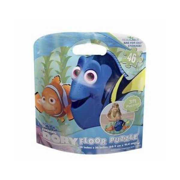 Disney Finding Dory Floor Puzzle In Foil Bag