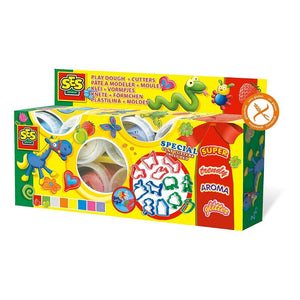 SES Creative Play Dough And Cutters Set
