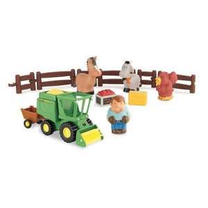 TOMY First Farming Fun Harvest Time Playset