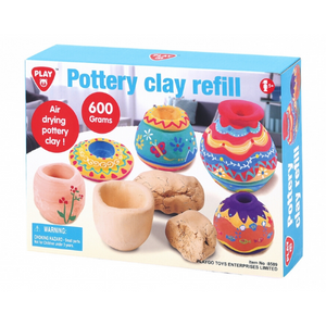 PlayGo Pottery Clay Refill