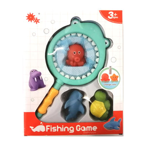 Colour Change Bathroom Fishing Game