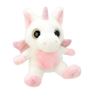 Wild Planet - Plush Winged Unicorn 20 cm