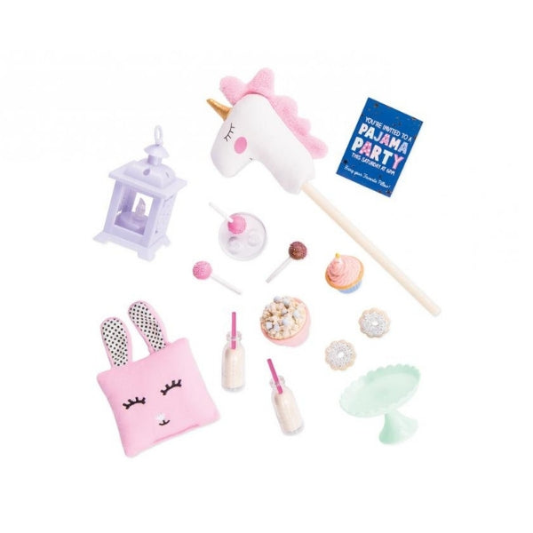 Our Generation Classic Slumber Party Unicorn Set