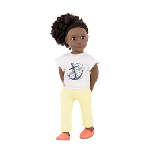 Our Generation Classic 18inch Doll Ayeesha