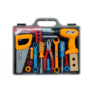 TOOL SET IN CASE - 18 PIECE
