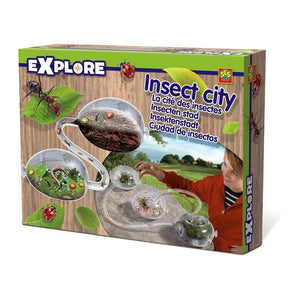 SES Creative Explore Insect City
