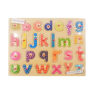 Snookums Wooden Puzzle - Letters