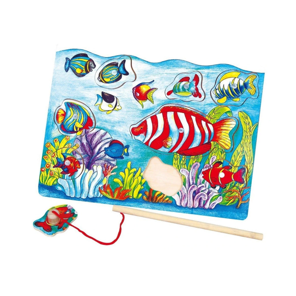 VIGA Magnetic Fishing Puzzle