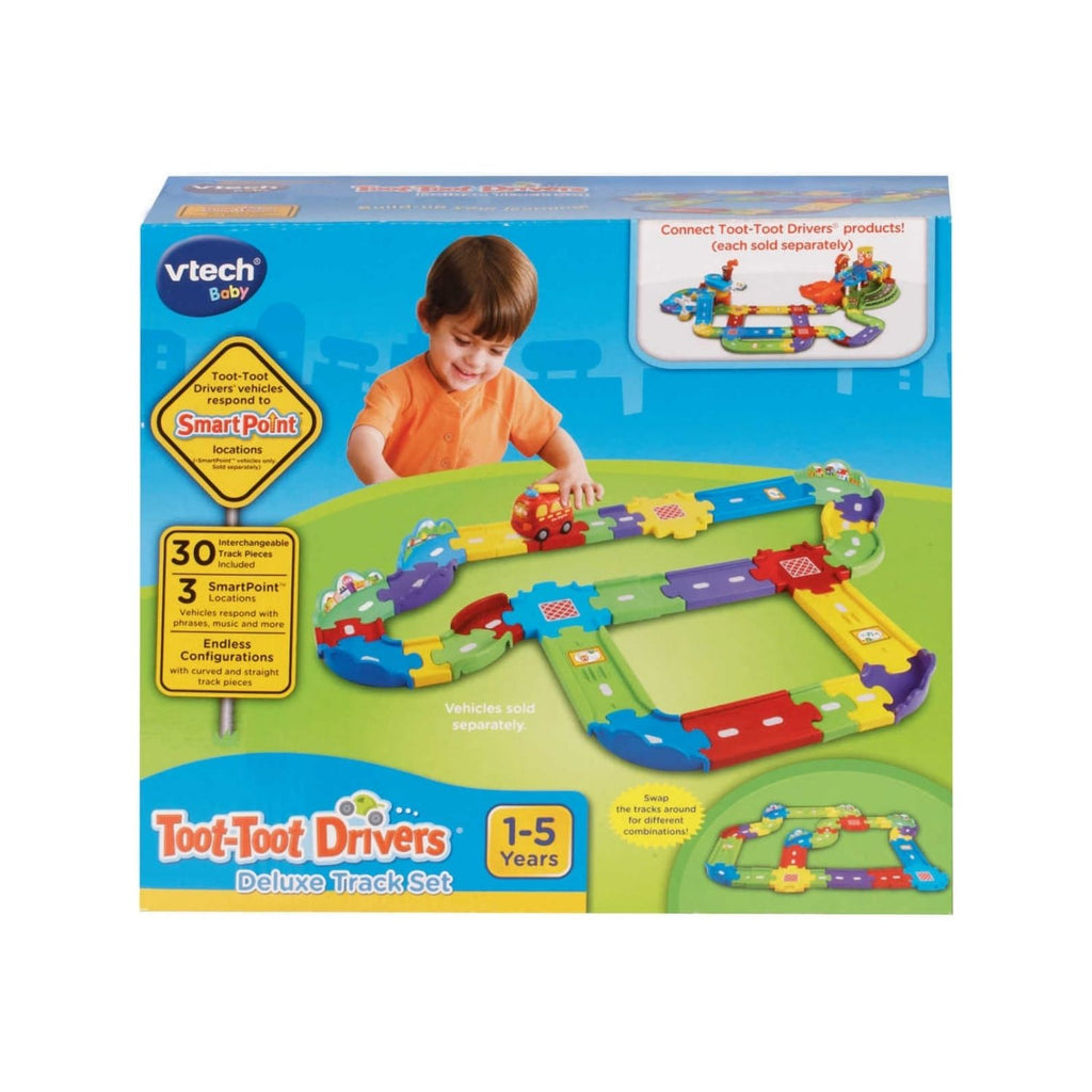 VTech Toot Toot Deluxe Track Set