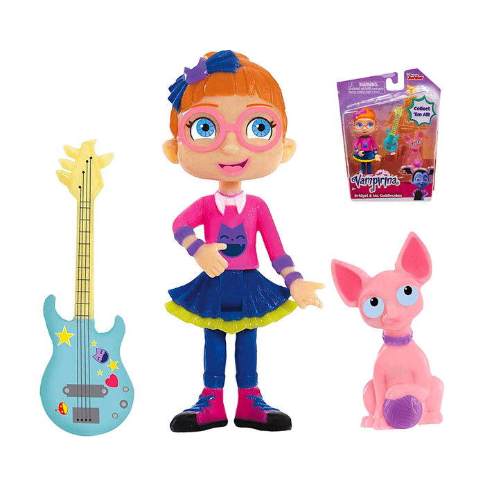 Vampirina Best Ghoul Friends Set Bridget & Ms. Cuddlecakes