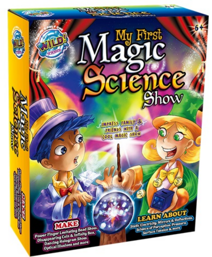 Wild Science Magic Science Show Kit