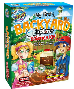 Wild Science Backyard Explorer Science Kit
