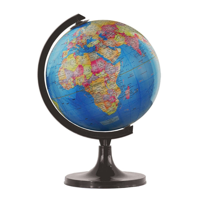 World Globe Large With Stand