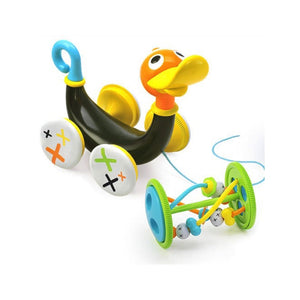 Yookidoo Whistling Pull Along Duck
