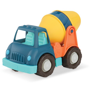 Battat Wonder Wheels Cement Truck