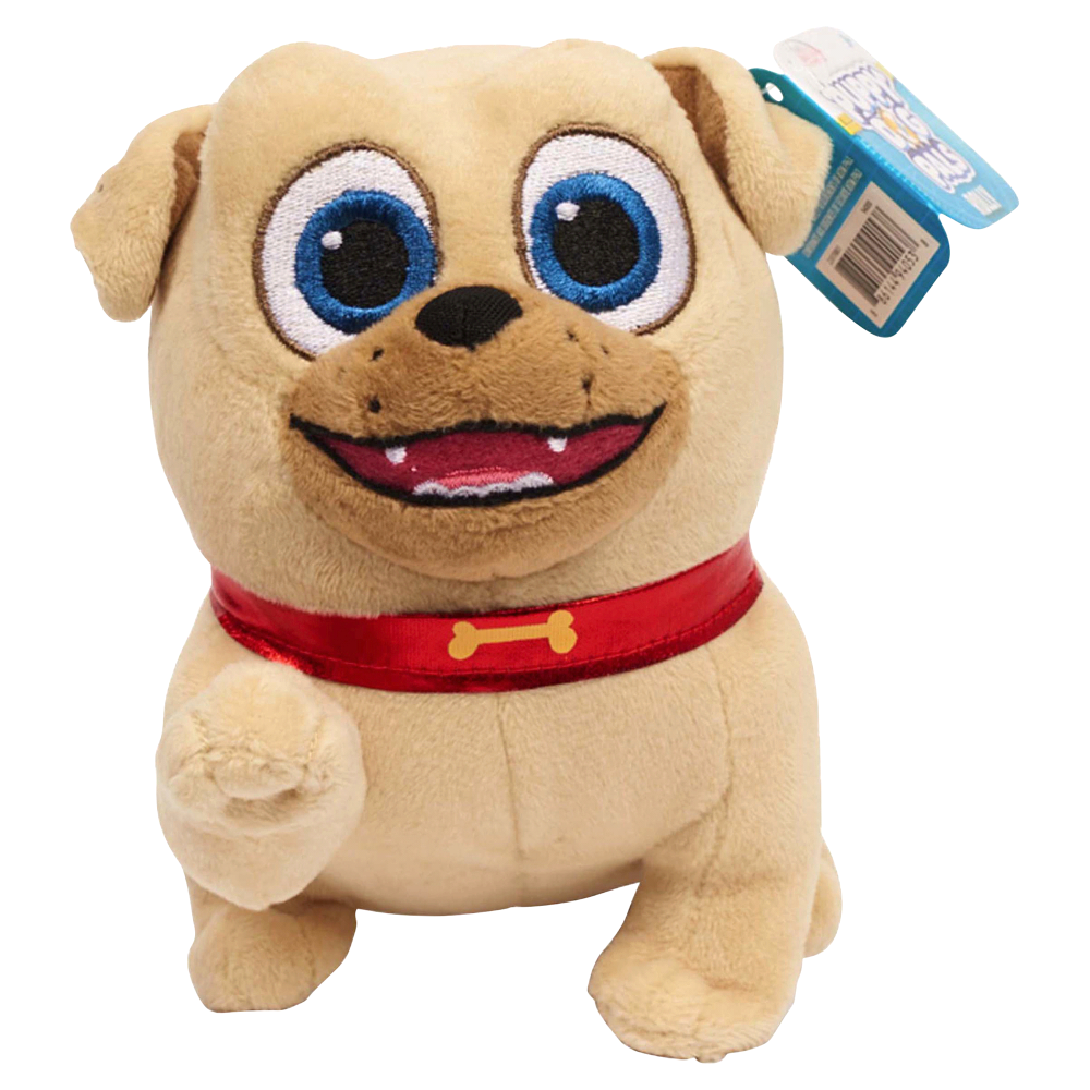 Puppy Dog Pals Bean Plush Toy Rolly