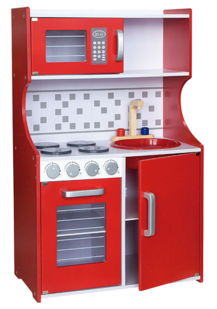 Fisher Price Fun with Food Replacement Kitchen oven Magic Stove Pepper P Red toy