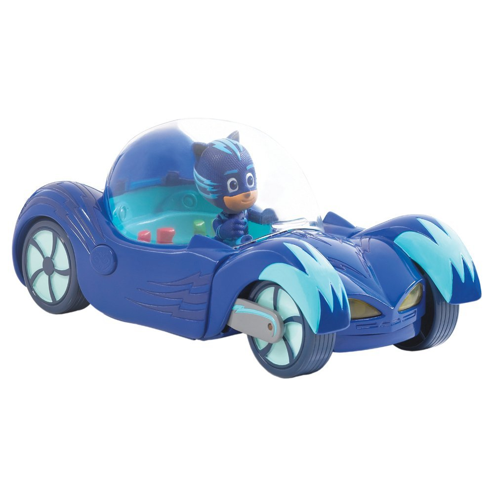 PJ Masks Deluxe Vehicle Catboy