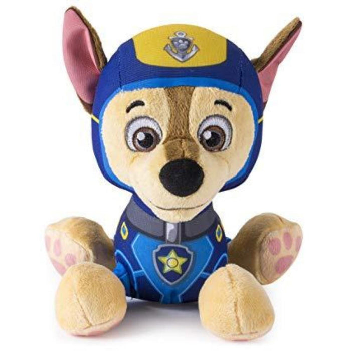 "Paw Patrol Plush Toy 8"" Sea Patrol - Chase"