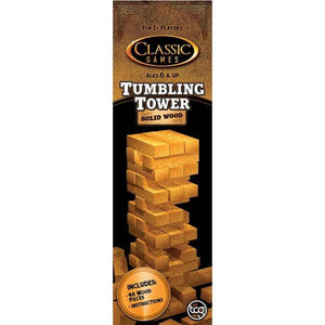 Classic Games Tumbling Tower