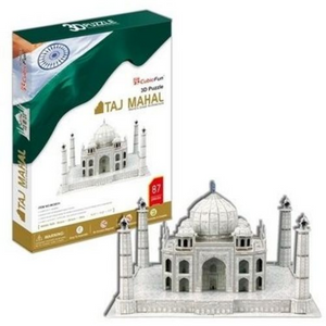 CubicFun Taj Mahal (India) 87pc 3D Puzzle