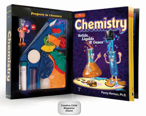 ScienceWiz Chemistry Wiz (Solids, Liquids & Gasses)